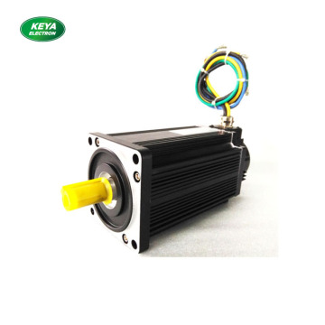 48V 200W brushless dc motor for tracked robot
