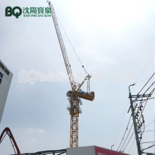 BQ GHD5522-12T Luffing Tower Crane For Sale