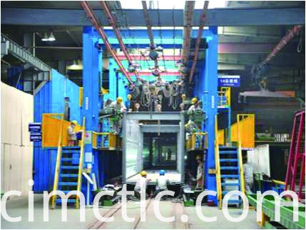 production line-2 for Offshore DNV Rated Generator Container