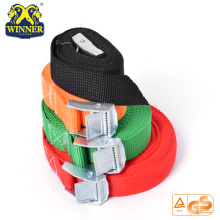 High Tenacity Tie Down Ratchet Strap Cargo Lashing Tie Down