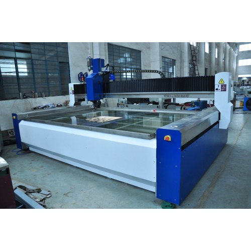 Water jet Cutting Machine Operator for Glass