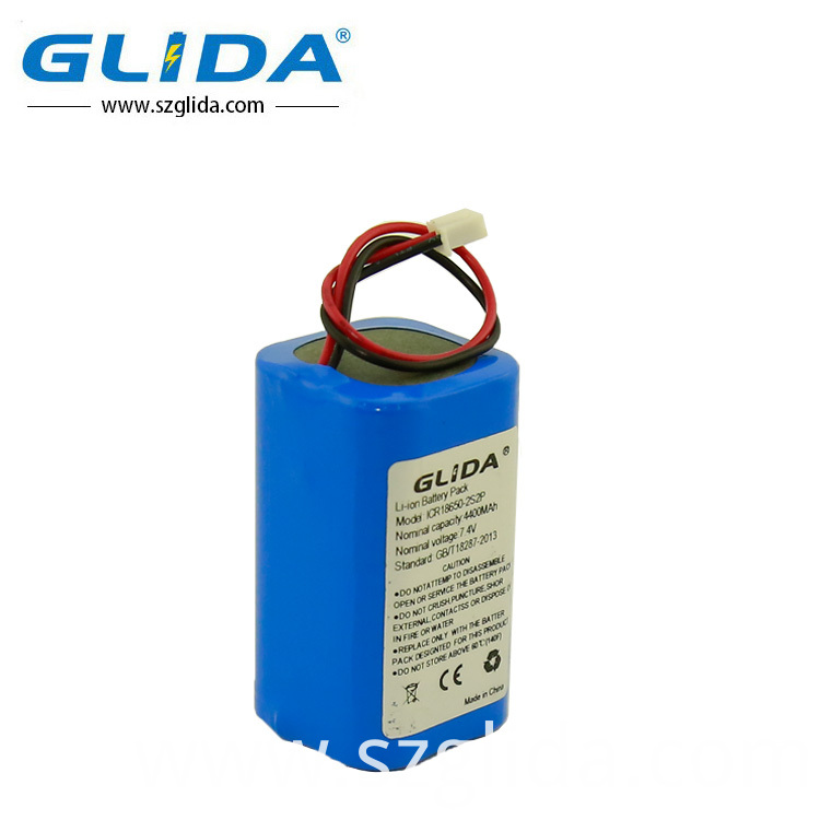 Lithium Ion 18650 Battery