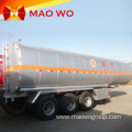 Tri Axle 45000L Fuel Tanker Semi Trailer