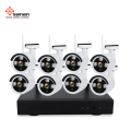 1080P 8CH wireless camera security system Outdoor