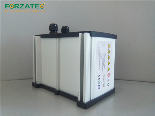 12V battery of lithium-ion