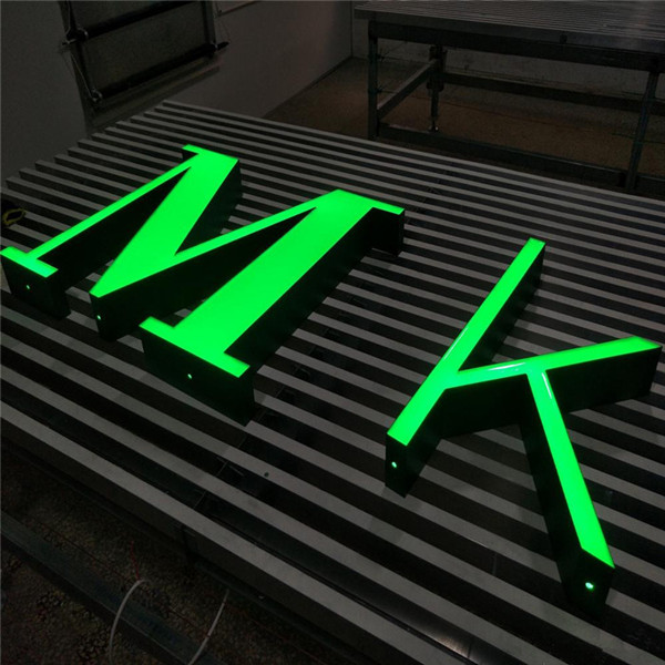 High Quality Light Up Letters Signs