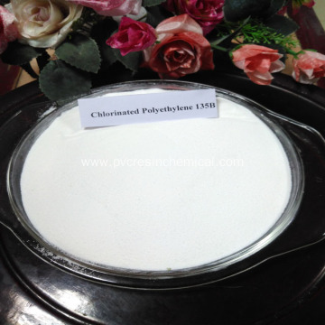CPE 135A Chlorinated Polyethylene Impact Modifier Agent
