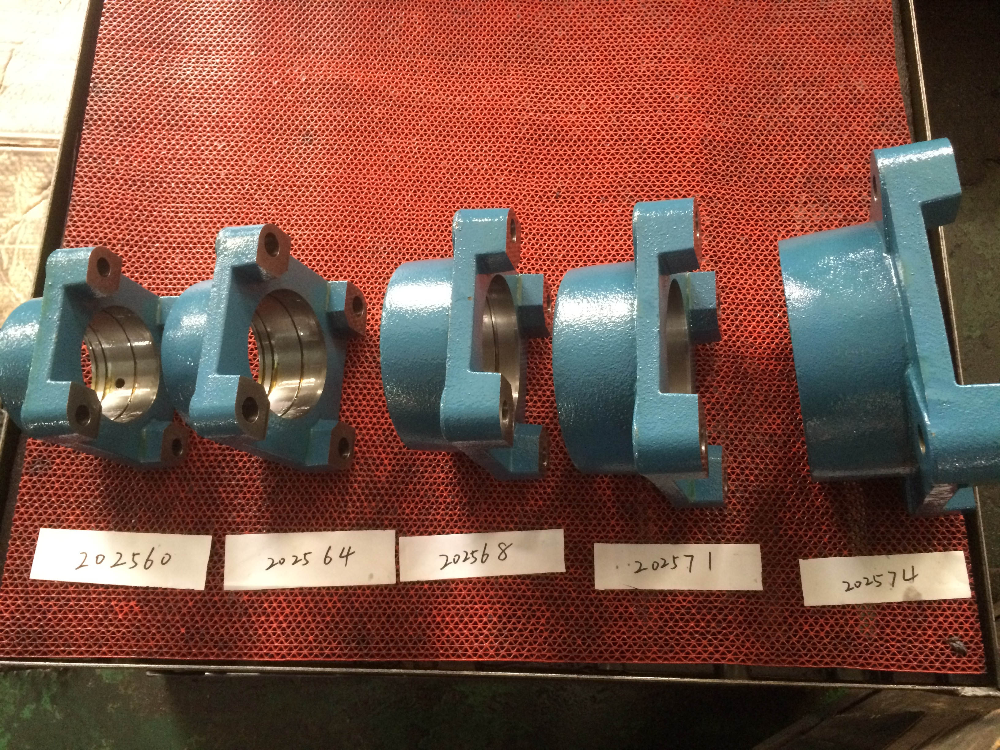 4 Bolt Square Flange Housing Series