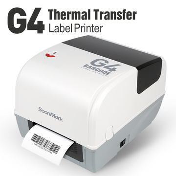 4x6 wireless wifi thermal transfer shipping label printer