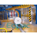High Speed Online Stretch Wrapping Machine