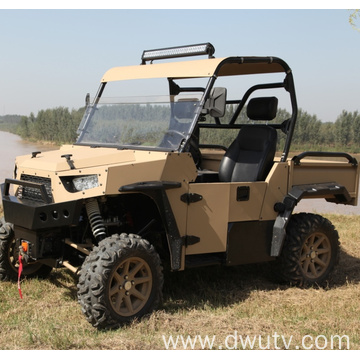 Medium 48KW (65 pk) / 6500 rpm UTV