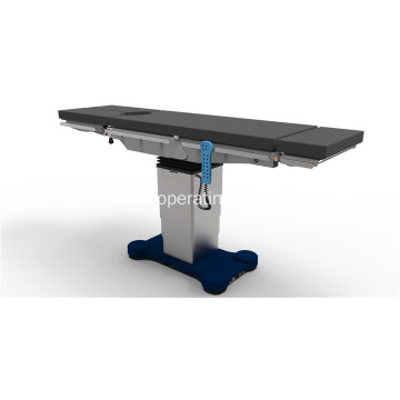 Electric hydraulic operating table OT low position