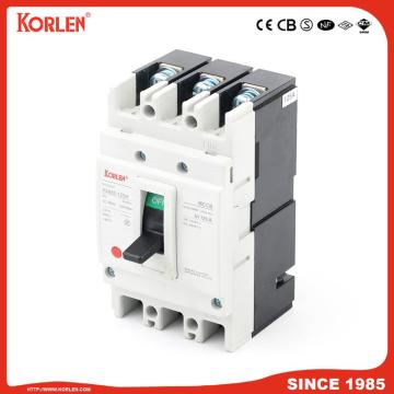 Moulded Case Circuit Breaker MCCB KNM5 TUV 125A