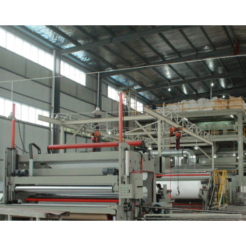 SMS PP spunbond nonwoven fabric making machine