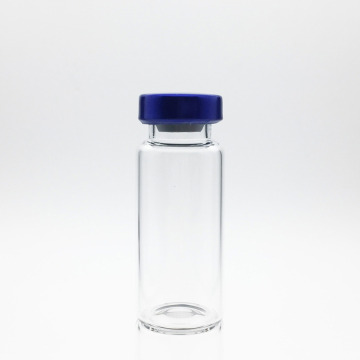 8ml Sterile Serum Vials Blue Cap