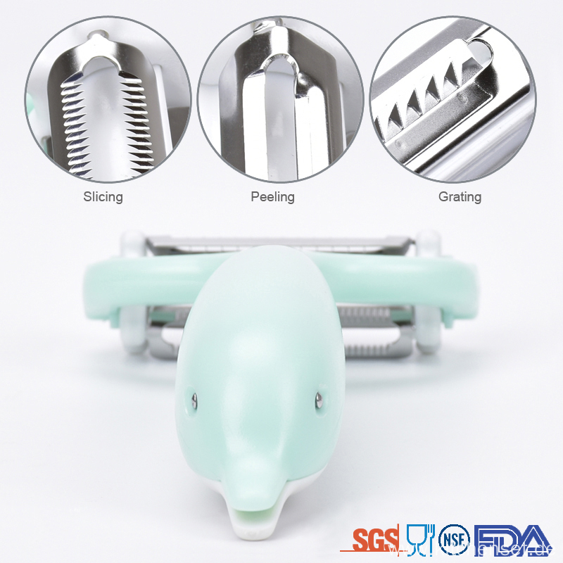 industrial vegetable fruit peeler spiral potato slicer