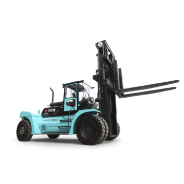 28.0 Ton Diesel Forklift Truck With Air Conditioner