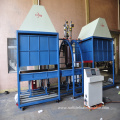 AUTOMATIC DOUBLE MOLDS CONTINUOUS FOAMING MACHINE