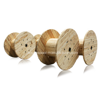 treatment wooden cable drums for sale