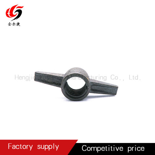 adjustable screw jack handle nut for the scaffolding