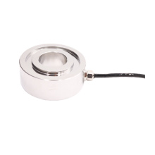Ring Type Load Cell Compression Force 100Kn