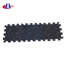 rubber interlocking floor tiles