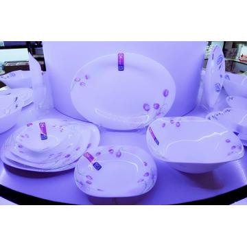 High Quality Glass Plate And Glass Bowl