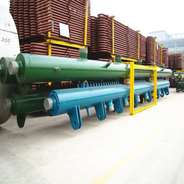 Header/Collector For Boiler Tubes