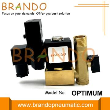 1/2'' OPTIMUM Air Compressor Drain Valve Jorc Type
