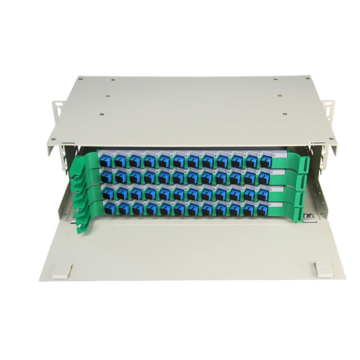 24 Port Optical Fiber Distribution Frame ODF