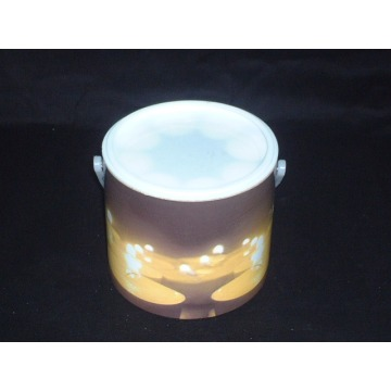 Cotton Wick Unscented White Tealight Candle