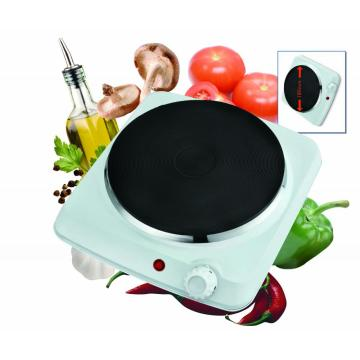 Electric single cooking plate