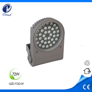 Big wattage 72W outdoor led spot luminaire