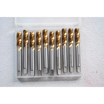HSS screw thread cutting coil  tap