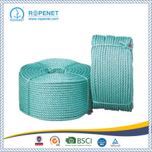 Twist type PP Danline Rope 3 Strand Polypropylene Rope