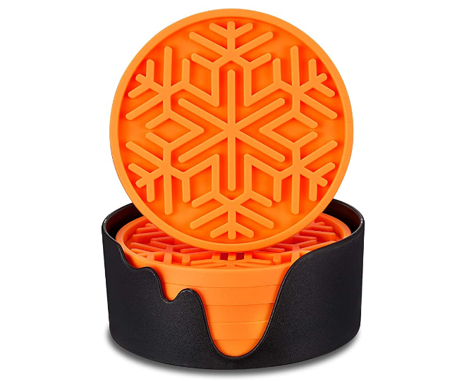Silicone Cup Coasters