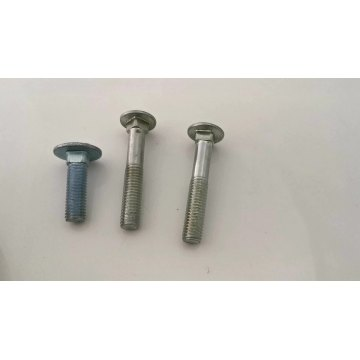 Carriage Bolts Carbon Steel Dacromet M11 DIN603