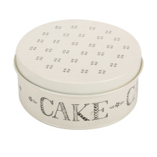 Cookie Tin Vintage Round Amazon