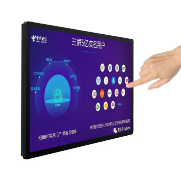 IPS 43 inch touch panel display
