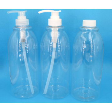 Empty Refillable Travel Spray and Lotion Pump Bottles