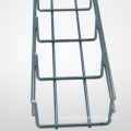 Electric aluminium alloy grid mesh cable tray