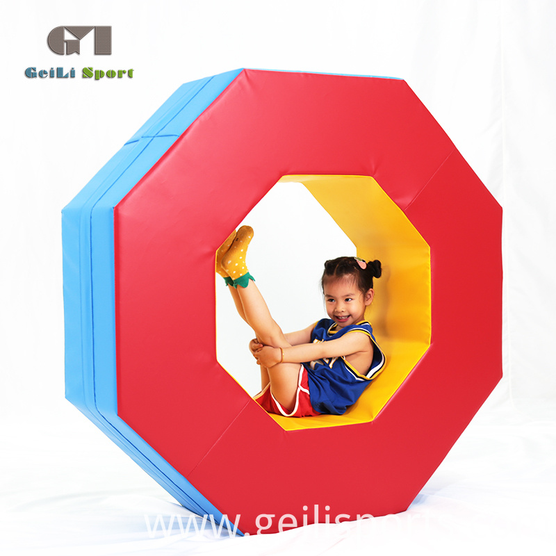 Child Soft Octagon Play