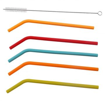 Reusable Silicone Straws