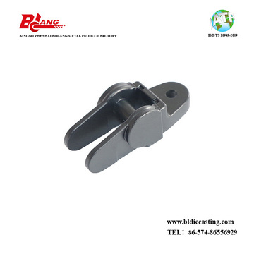 Aluminum Casting Wiper Mount Adapter