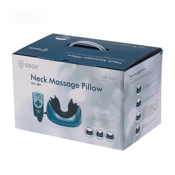 battery operated air  massage vibrator pillow