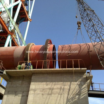 Rotary Kiln Used In Cement Plant