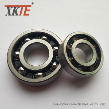 Glass-Fiber Reinforced Polymer Nylon Cage Ball Bearing