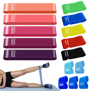 Wholesale Fitness Exercise Thera Band Latex Resistance Bands