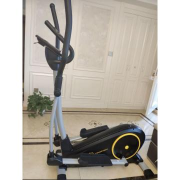 Home Motor and computer controlled Elliptical Trainer