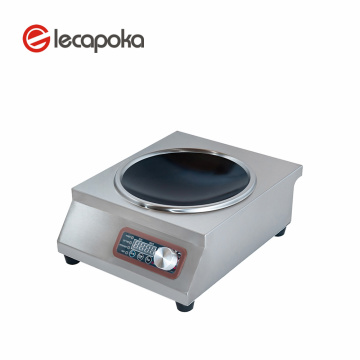 Portable Commercial Induction Cooker For Restaurant